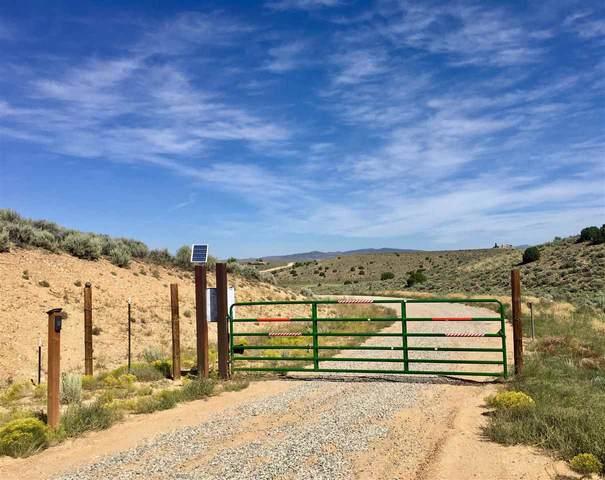 Tract A1 Calle Fileberto, Taos, NM 87529 (MLS #106969) :: Page Sullivan Group