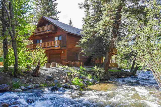 53 Valley Of The Pines Rd, Red River, NM 87558 (MLS #107042) :: Coldwell Banker Mountain Properties