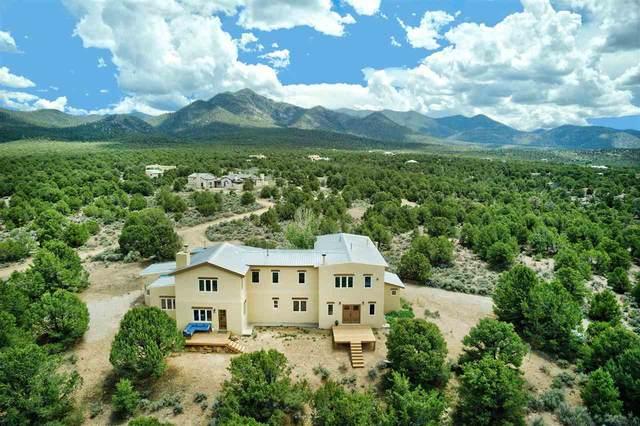 36 Camino Perdido, Ranchos de Taos, NM 87557 (MLS #107279) :: Page Sullivan Group