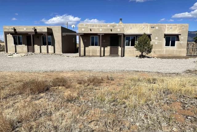 117 Upper Colonias Road, El Prado, NM 87529 (MLS #107910) :: Page Sullivan Group
