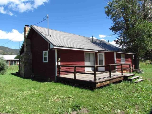 136 Hummingbird Lane, Ute Park, NM 87749 (MLS #95989) :: Angel Fire Real Estate & Land Co.