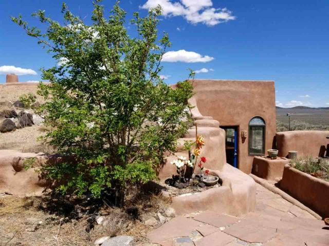 140 Coyote Moon, Taos, NM 87571 (MLS #99205) :: Page Sullivan Group   Coldwell Banker Lota Realty