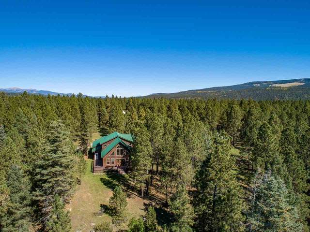 30 Corner Park Rd, Angel Fire, NM 87710 (MLS #100832) :: Angel Fire Real Estate & Land Co.