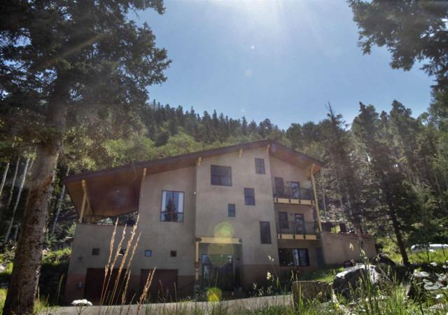 34 Snowshoe Road, Taos Ski Valley, NM 87525 (MLS #101589) :: Page Sullivan Group | Coldwell Banker Mountain Properties