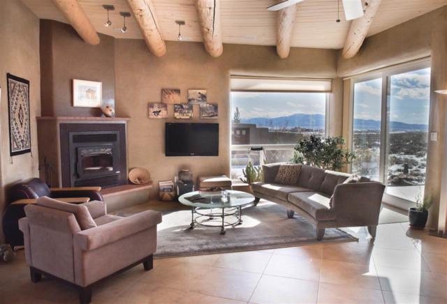 53 Alta Vista Drive, El Prado, NM 87529 (MLS #102800) :: The Chisum Realty Group