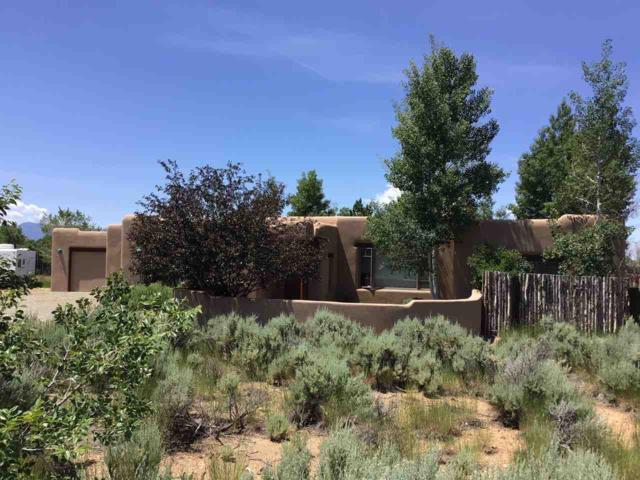 2 Quail Road, Ell Prado, NM 87529 (MLS #103032) :: Page Sullivan Group | Coldwell Banker Mountain Properties