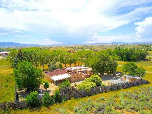 51 State Hwy 522, El Prado, NM 87529 (MLS #103587) :: Page Sullivan Group | Coldwell Banker Mountain Properties