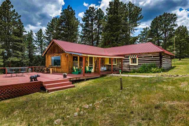 24 Skyline, Angel Fire, NM 87710 (MLS #103707) :: Page Sullivan Group | Coldwell Banker Mountain Properties