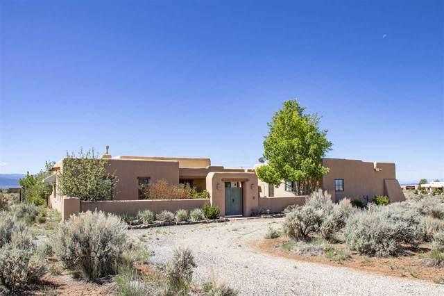 32 Alta Vista Drive, El Prado, NM 87529 (MLS #105049) :: Page Sullivan Group