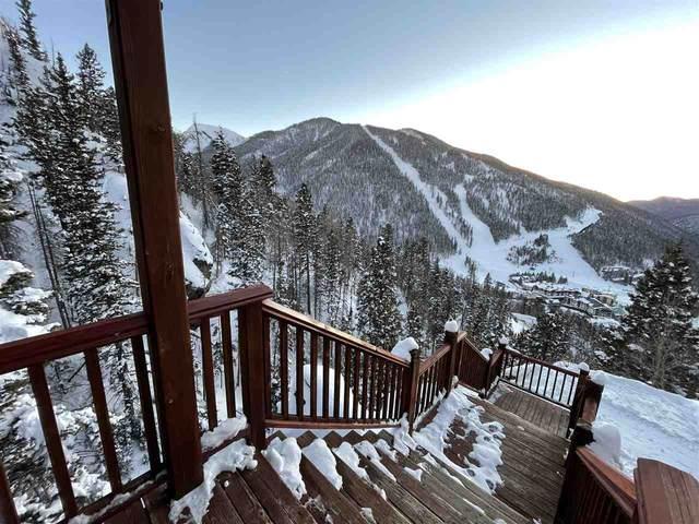41 Snowshoe Rd, Taos Ski Valley, NM 87525 (MLS #105147) :: Page Sullivan Group