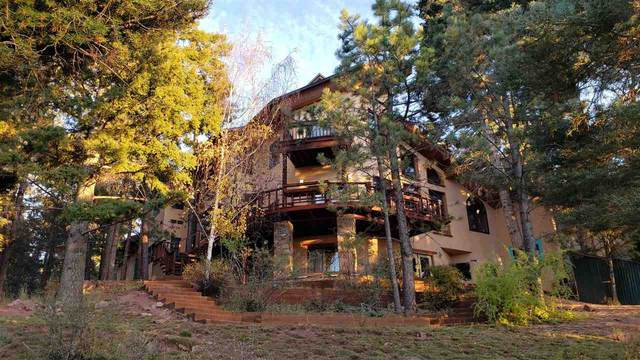 Back Basin Road, Angel Fire, NM 87710 (MLS #105384) :: Angel Fire Real Estate & Land Co.