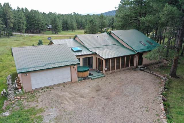 14 Cibola Circle, Angel Fire, NM 87710 (MLS #107194) :: Coldwell Banker Mountain Properties