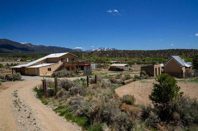 28 Schreiber Road, San Cristobal, NM 87564 (MLS #102503) :: Page Sullivan Group