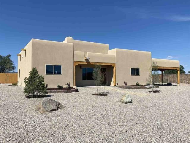 144 Medina Lane, Ranchos de Taos, NM 87557 (MLS #104894) :: Angel Fire Real Estate & Land Co.