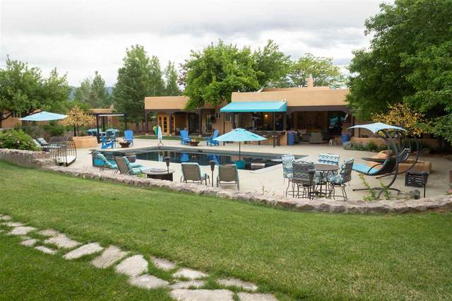 1520 Weimer Road, Taos, NM 87571 (MLS #105178) :: Angel Fire Real Estate & Land Co.