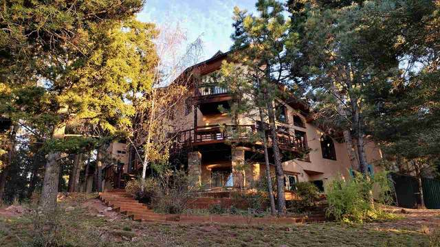 Back Basin Road, Angel Fire, NM 87710 (MLS #105384) :: Angel Fire Real Estate & Land Co.