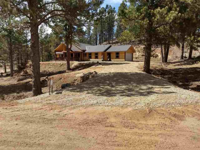 25 Valley Rd, Angel Fire, NM 87710 (MLS #102577) :: The Chisum Realty Group