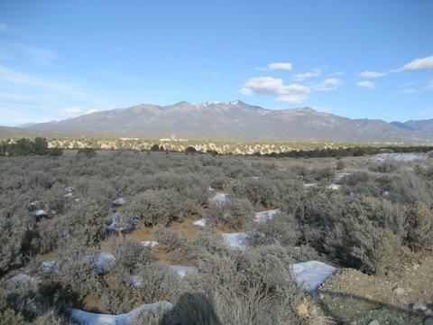 xx Hoyo Rd., Taos, NM 87571 (MLS #100012) :: Page Sullivan Group | Coldwell Banker Lota Realty
