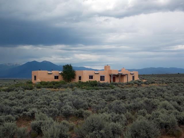 17 Paseo Del Barranca, Ranchos de Taos, NM 87557 (MLS #100409) :: Page Sullivan Group | Coldwell Banker Lota Realty