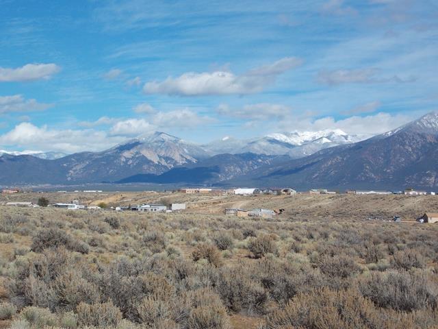Lot 1 Este Mirada, Taos, NM 87571 (MLS #100551) :: Page Sullivan Group | Coldwell Banker Lota Realty