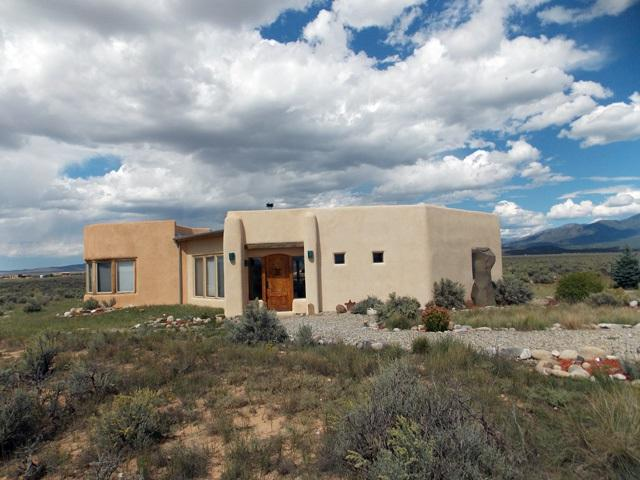2 Beauty Way, El Prado, NM 87529 (MLS #100696) :: The Chisum Group