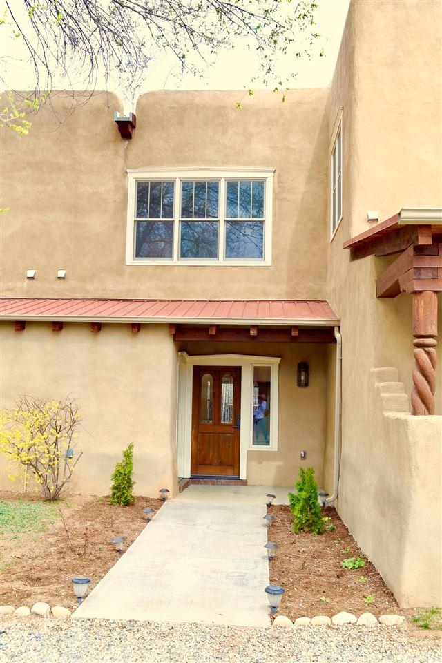 205 Upper Ranchitos Road Unit 17, Taos, NM 87571 (MLS #100714) :: Page Sullivan Group | Coldwell Banker Lota Realty