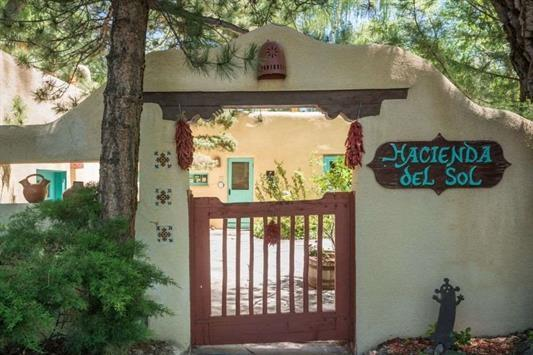 109 Mabel Dodge, Taos, NM 87571 (MLS #100839) :: Page Sullivan Group | Coldwell Banker Lota Realty