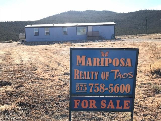 144 Hwy. 138, Cerro, NM 87519 (MLS #100961) :: Page Sullivan Group | Coldwell Banker Lota Realty