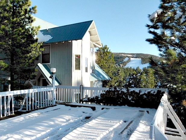 34 Alta Rd, Angel Fire, NM 87710 (MLS #101017) :: The Chisum Group