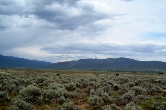 Hwy 110 Past Taos Country Club, Taos, NM 87571 (MLS #101037) :: The Chisum Group