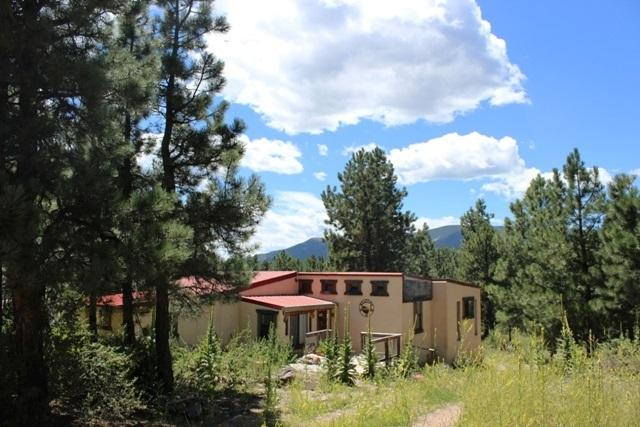 27 Susan Lane, Angel Fire, NM 87710 (MLS #101273) :: Page Sullivan Group | Coldwell Banker Lota Realty