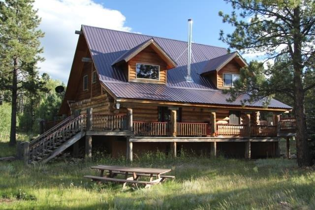 2351 Hwy 434, Angel Fire, NM 87710 (MLS #102029) :: The Chisum Realty Group