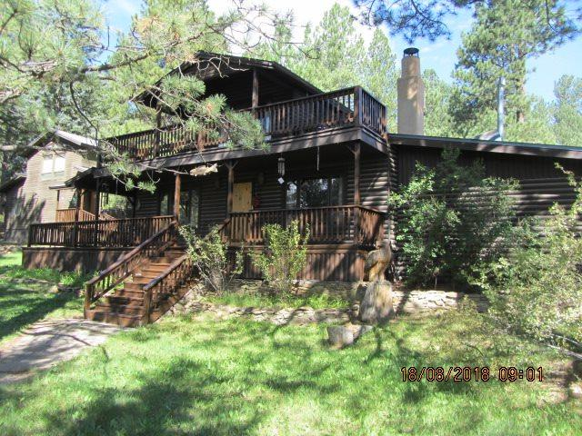 2 Cielo Vista Dr, Valle Escondido, NM 87571 (MLS #102281) :: Angel Fire Real Estate & Land Co.