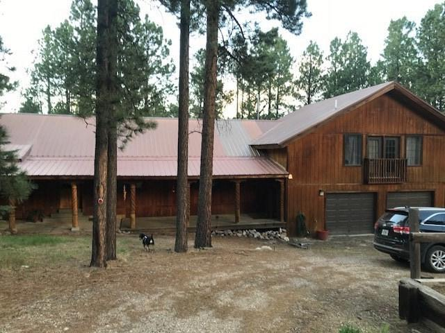 80 N Valle Grande, Angel Fire, NM 87710 (MLS #102360) :: Angel Fire Real Estate & Land Co.