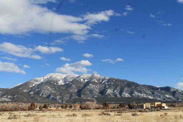 Lot D Vista De Taos, Arroyo Seco, NM 87514 (MLS #102644) :: Page Sullivan Group | Coldwell Banker Mountain Properties