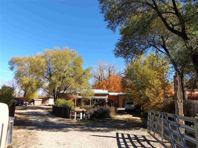 11A 11B Trent St On Placita Vieja, Ranchos de Taos, NM 87557 (MLS #102659) :: Page Sullivan Group | Coldwell Banker Mountain Properties