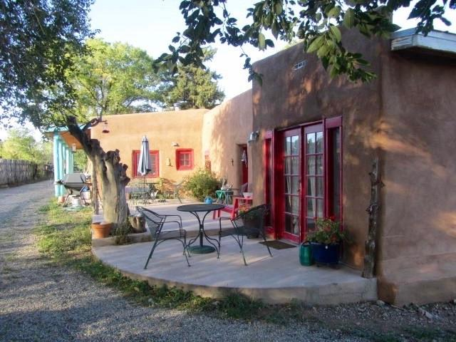 841 Witt Road, Taos, NM 87571 (MLS #103339) :: The Chisum Realty Group