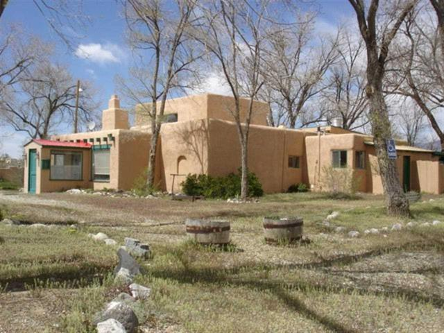 71 State Highway 522, Taos, NM 87571 (MLS #103379) :: The Chisum Realty Group