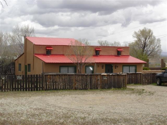 69 State Highway 522, Taos, NM 87571 (MLS #103380) :: The Chisum Realty Group