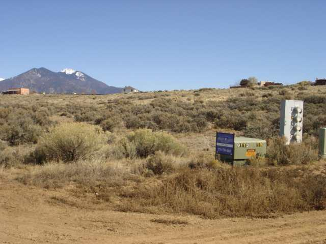 Adjacent to Toda Vista Road, Taos, NM 87571 (MLS #103454) :: Angel Fire Real Estate & Land Co.