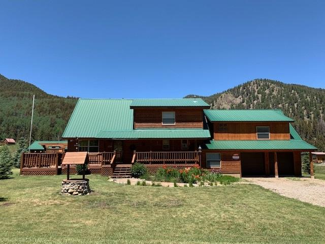 5 Upper Red River Valley Rd, Red River, NM 87558 (MLS #103773) :: Page Sullivan Group | Coldwell Banker Mountain Properties