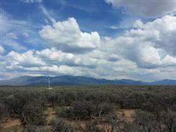 Lot 8 Off B 121, Taos, NM 87529 (MLS #103824) :: The Chisum Realty Group