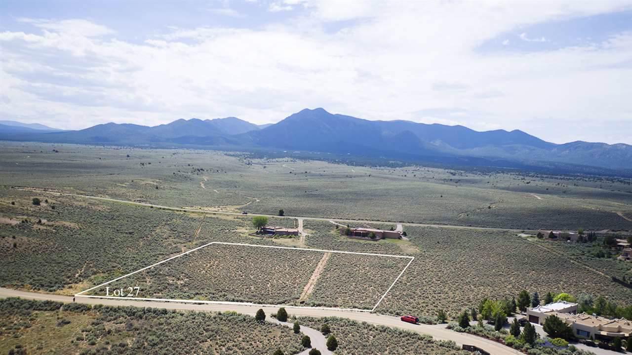 Lot 27 Taos County Club - Photo 1