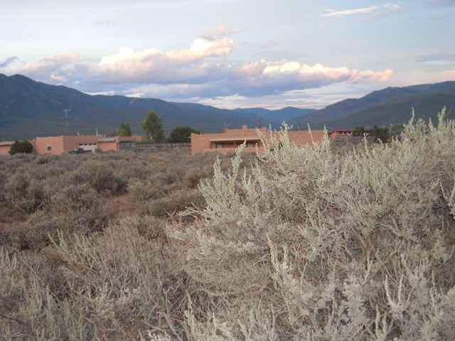 West of 35 Eototo Road, El Prado, NM 87529 (MLS #104373) :: The Chisum Realty Group