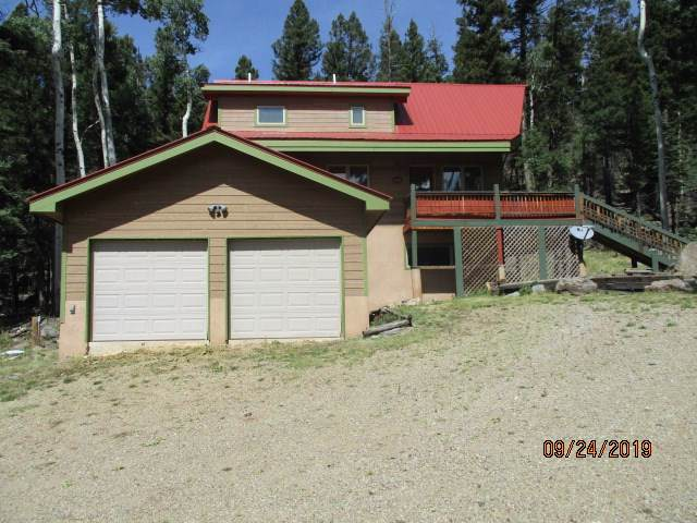 369 El Camino Real, Angel Fire, NM 87710 (MLS #104414) :: Angel Fire Real Estate & Land Co.