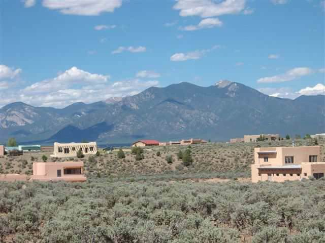 LOT 57D Camino De Los Arroyos, Vista Linda, NM 87557 (MLS #104480) :: Page Sullivan Group | Coldwell Banker Mountain Properties