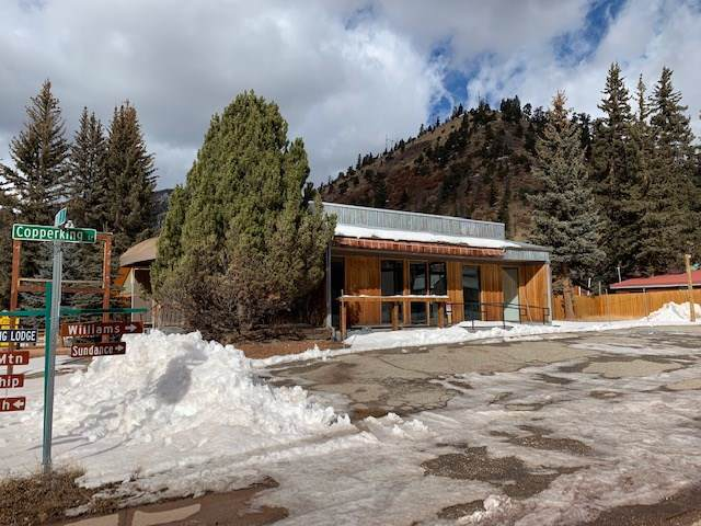 320 E Main St, Red River, NM 87558 (MLS #104537) :: Page Sullivan Group