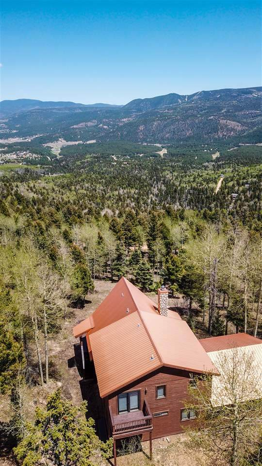 170 Zia Rd, Angel Fire, NM 87710 (MLS #105127) :: The Chisum Realty Group