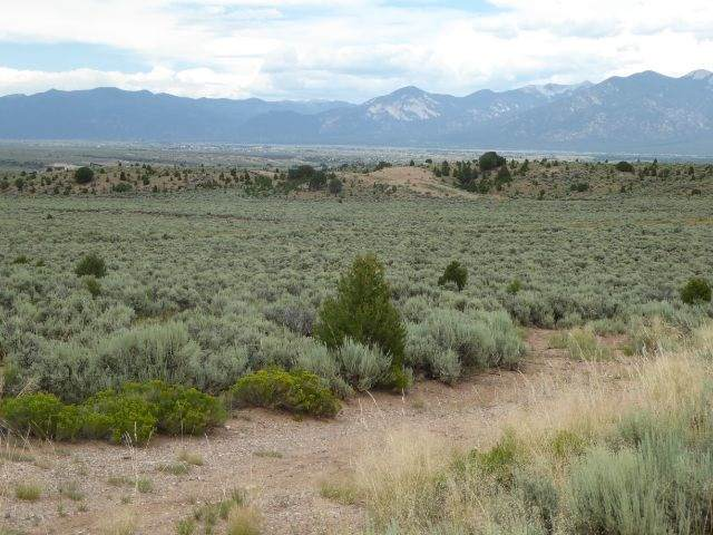 Tract A1 Gijosa Way Cr 110, Ranchos de Taos, NM 87757 (MLS #105365) :: The Chisum Realty Group
