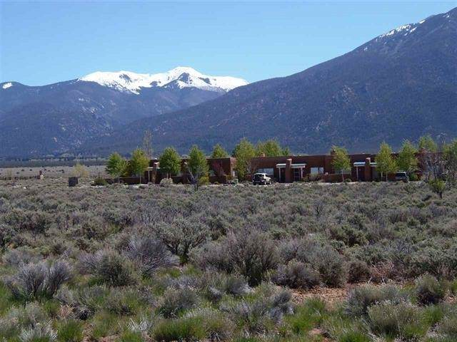 12 Cresta De La  Luna Road, El Prado, NM 87529 (MLS #105420) :: Page Sullivan Group
